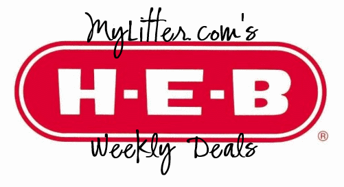 HEB Weekly Deals