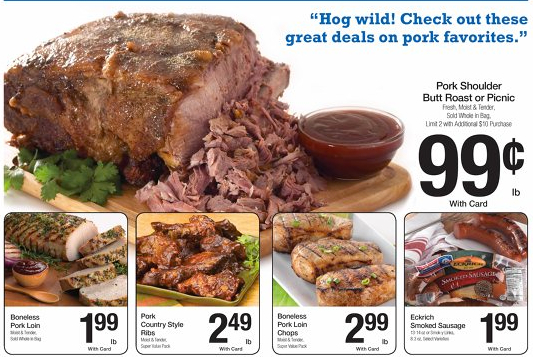 Coupons for kroger meat