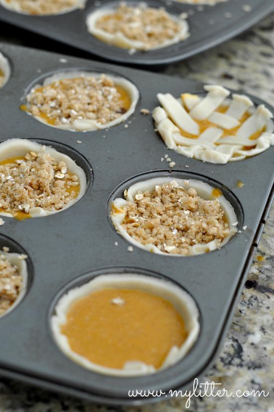 Mini Pumpkin Pie 2