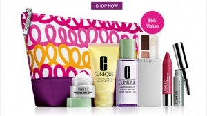 Clinique Bonus Time! + Bonus Today Only