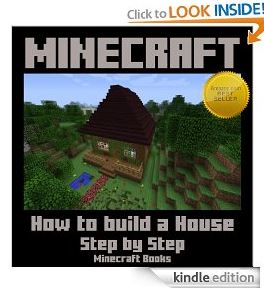 Minecraft Kindle Book
