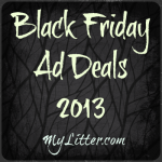 Black Friday Ad Deals 2013