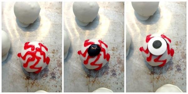 Cake Decoration Eyes : Halloween Cake Pops Scary Eyeballs! - MyLitter - One Deal ...