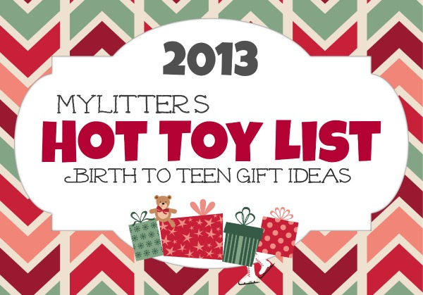 2013 Hot Holiday Toy List