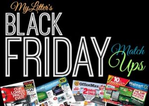 Black Friday Matchups Sidebar