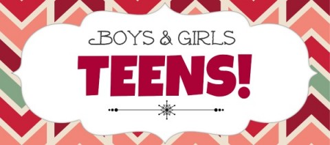 Boys and girls teens