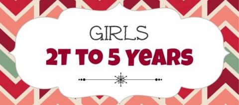 Girls 2 -- 5