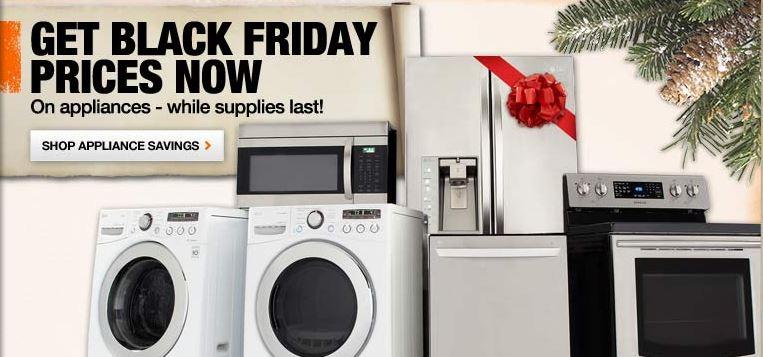 Home Depot Black Friday