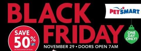 Pet Smart Black Friday Ad Deals 2013