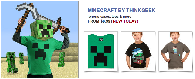 Zulily: Minecraft and Wacky Loom! - MyLitter - One Deal At A