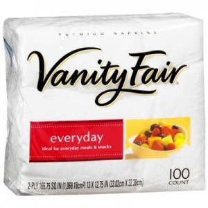 Vanity fair discount coupons
