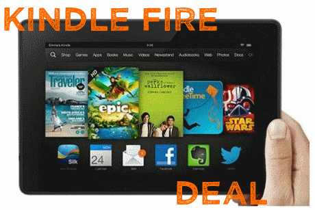 Amazon Kindle Fire Deal
