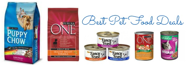 Best Pet Food Deals
