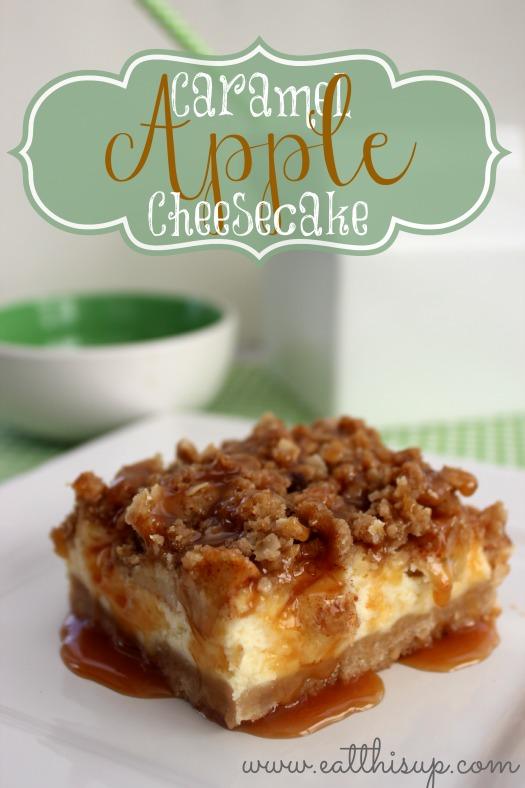 Caramel-Apple-Cheesecake-