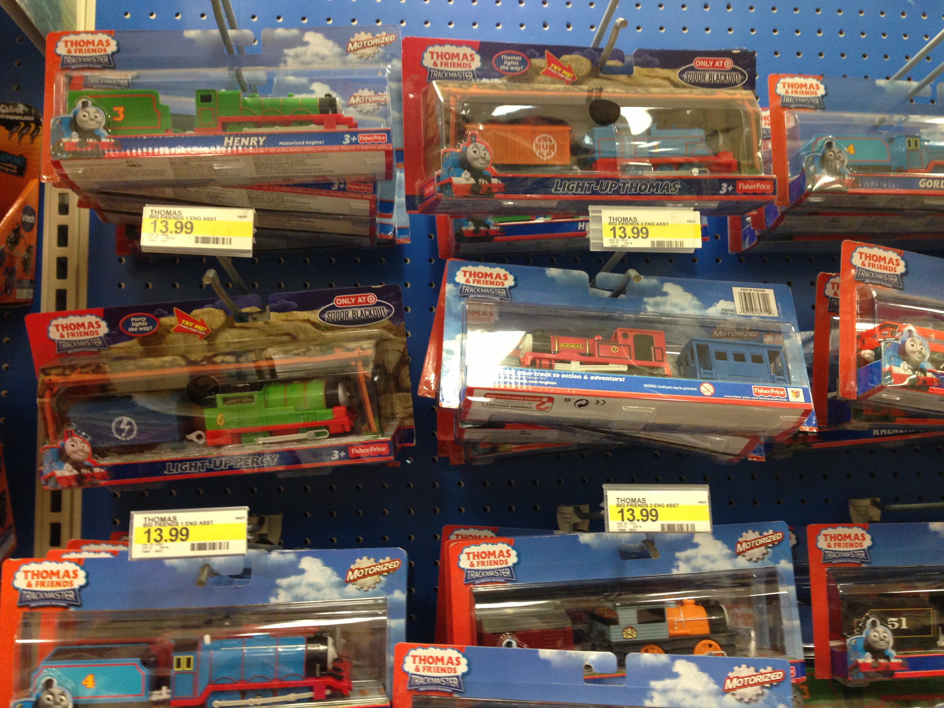 Target Toy Trains : Target surprise toy clearance thomas the train for