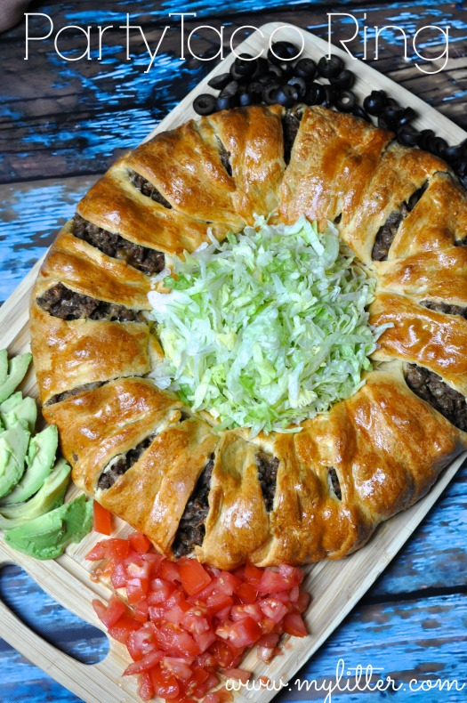 Party Taco Ring