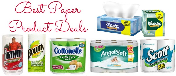 best paper product deals