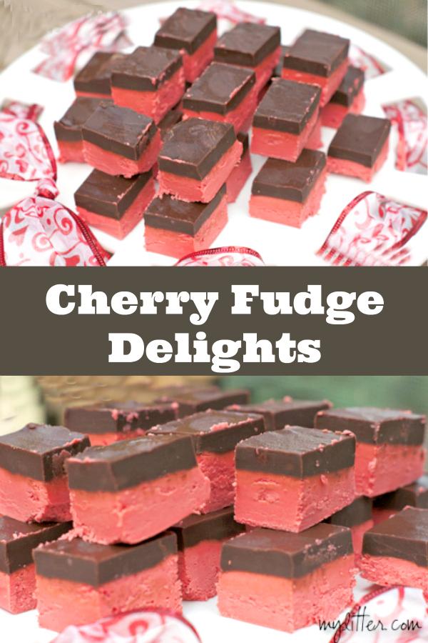 Cherry Fudge Recipe
