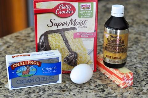 ooey gooey butter cookies ingredients