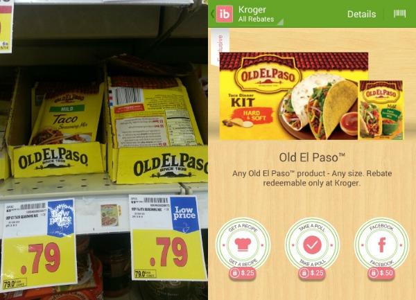 Kroger Old El Paso Deal