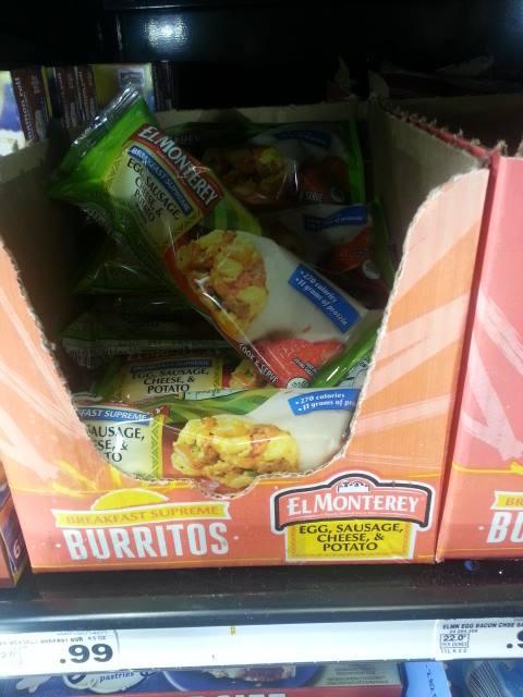 Kroger free burritos