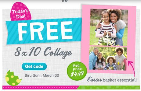 walgreens free collage