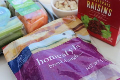 Bunny Bread Recipe ingredients
