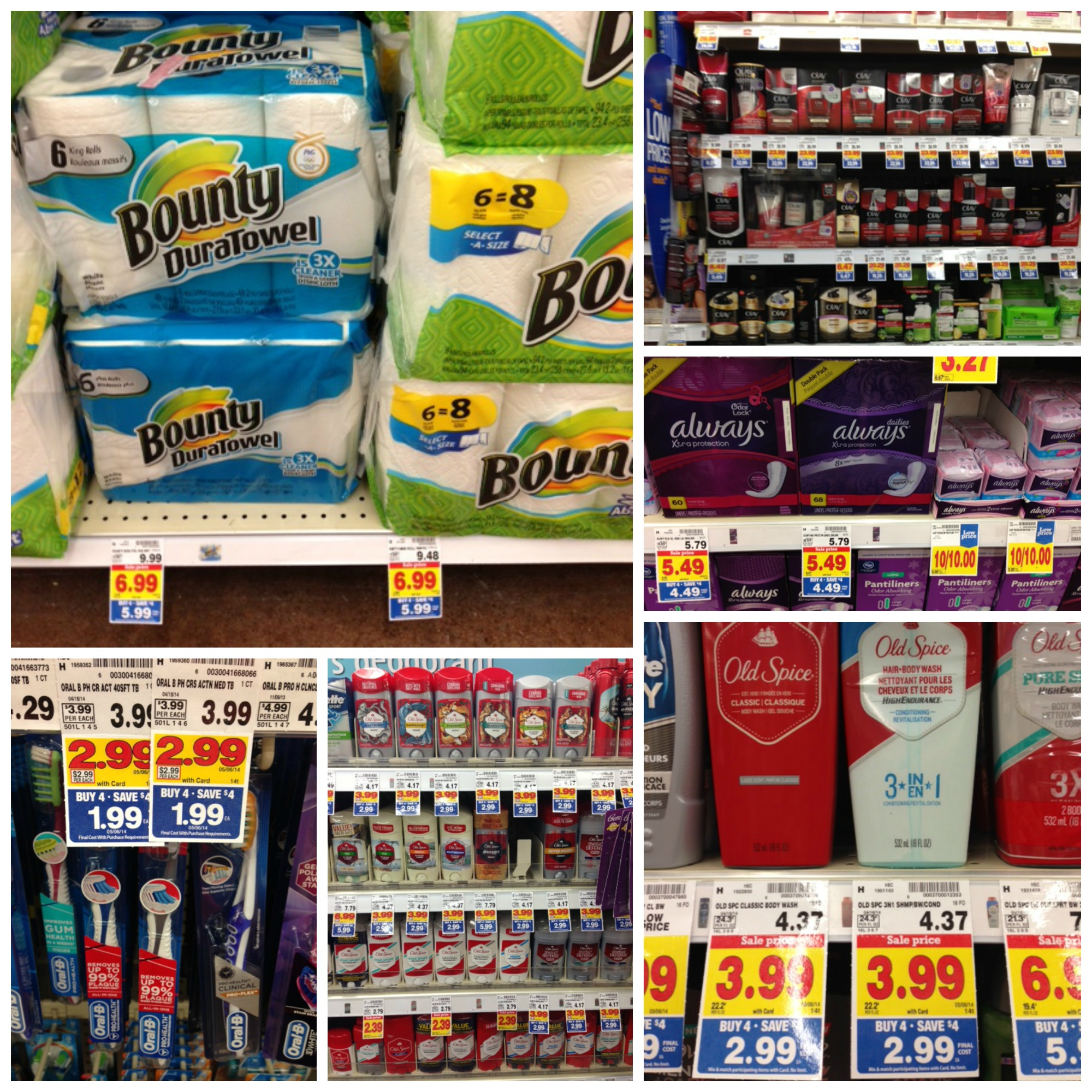 kroger deals with coupons