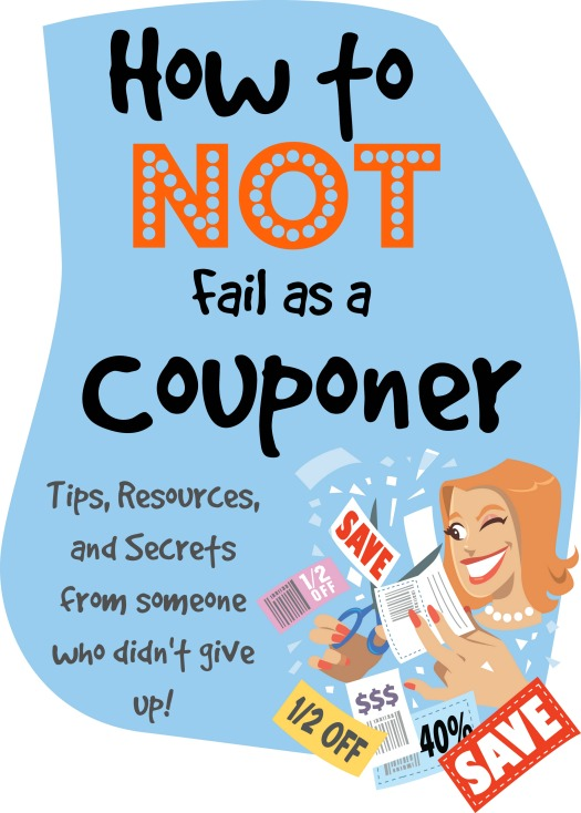 How to not fail couponing