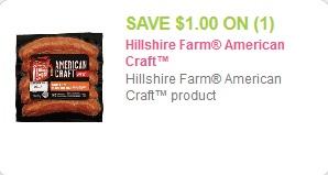 hillshire farm coupon