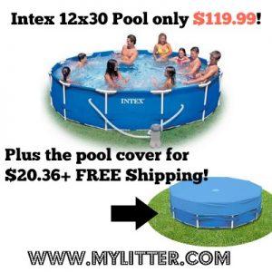 intex pool deal