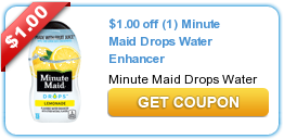 minute maid drop coupon