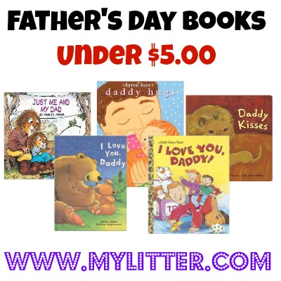 Father's Day Books Under 5