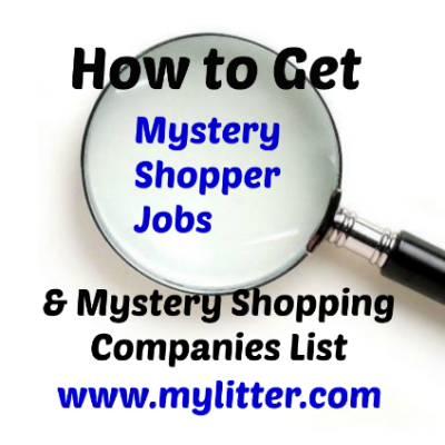 how to know if secret shopper job is legit