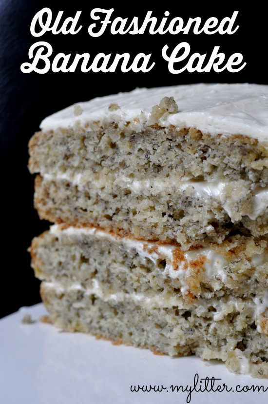 Old Fashioned  Up Cake Recipe
