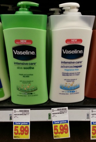 vaseline hand lotion coupons