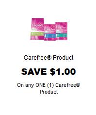 carefree coupon