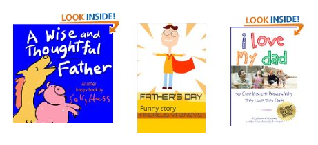 fathers day kindle books