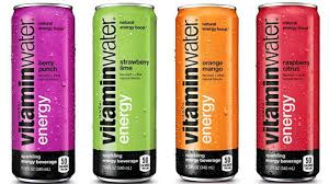 free vitamin water energy