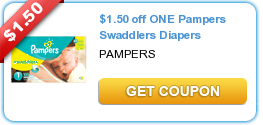 pampers swaddlers coupon
