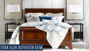 Get it for less: Knock Off Ethan Allen Bedroom