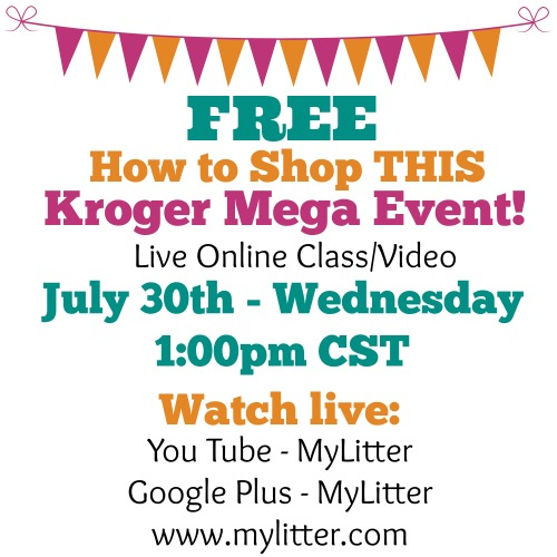 Kroger Mega event video