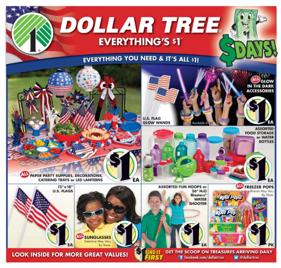 Dollar tree weekly coupon deals