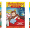 curious george dvds
