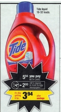 cvs tide deal
