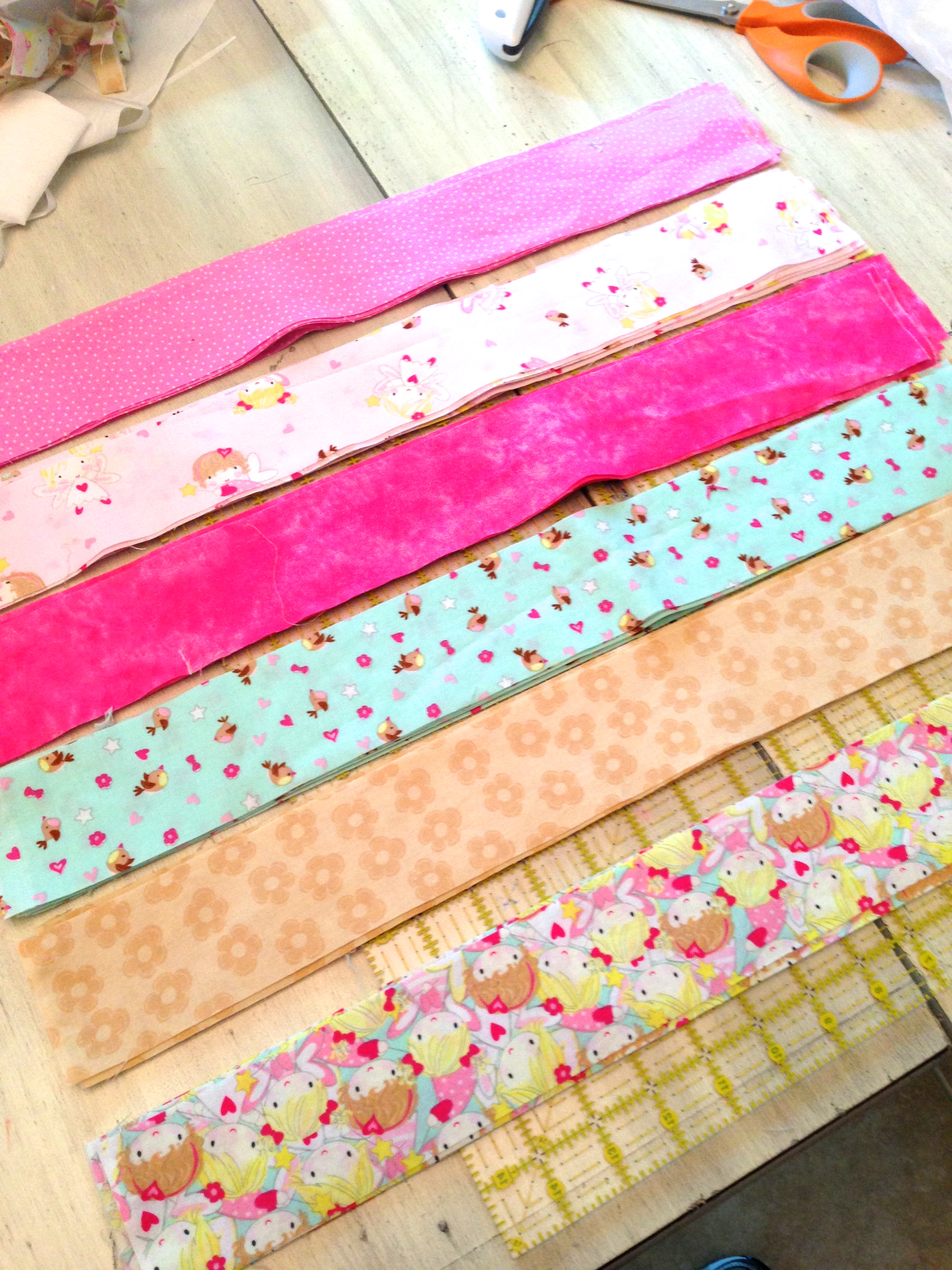 Quick Jelly Roll Quilt Tutorial Mylitter One Deal At A
