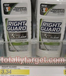 free right guard at target