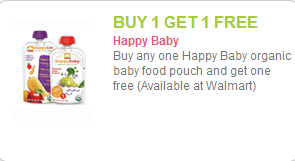 happy baby organic coupon