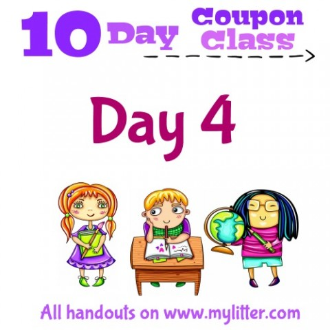 Coupon Class Day 4