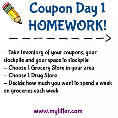 Coupon Class Homework Day 1